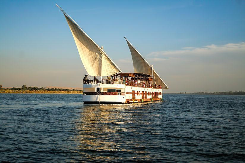 Dahabiya Judi Nile Cruise