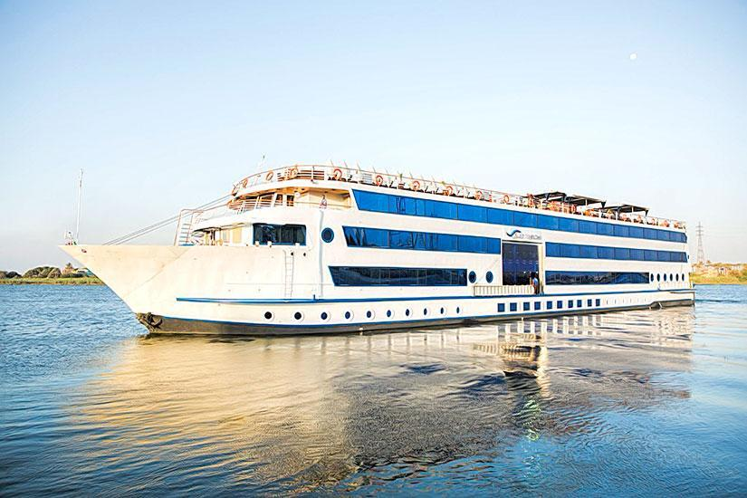 MS Blue Shadow Nile Cruise