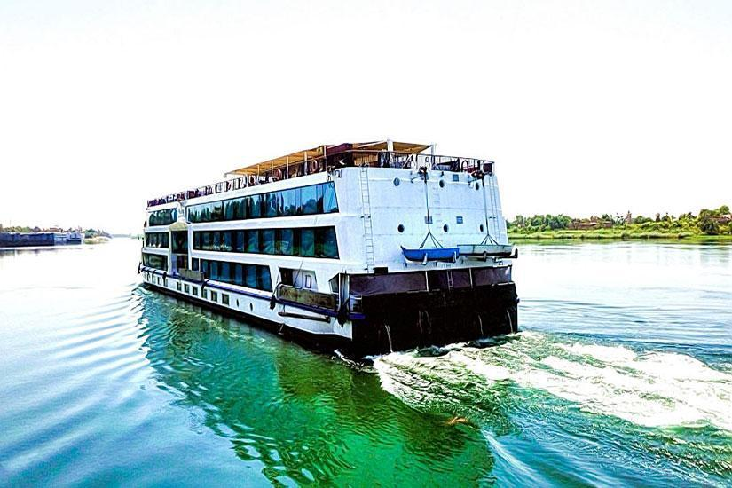 MS Amwaj Nile Cruise