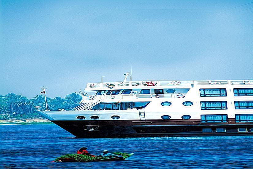 MS Movenpick Sun Ray Nile Cruise