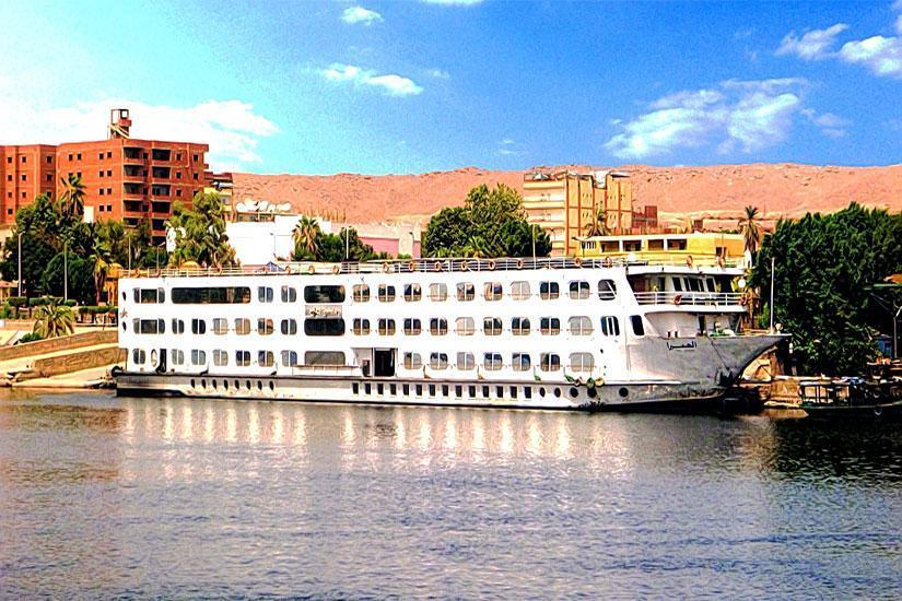 MS Al Hambra Nile Cruise