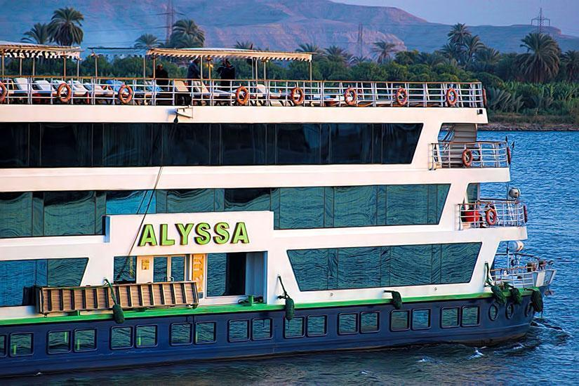 MS Alyssa Nile Cruise
