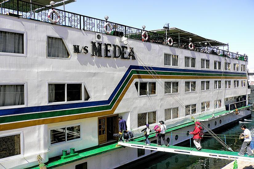 MS Medea Nile Cruise