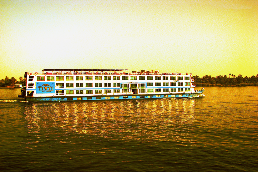 MS Tiyi Nile Cruise