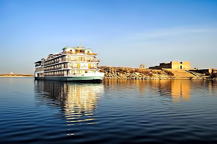 MS Kasr Ibrim Lake Nasser Nile Cruise