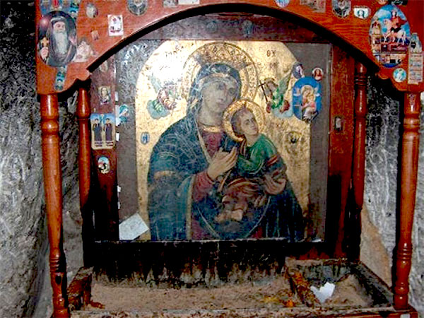 Holy Family in Egypt