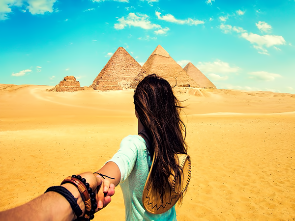 Honeymoon Tour Package in Egypt