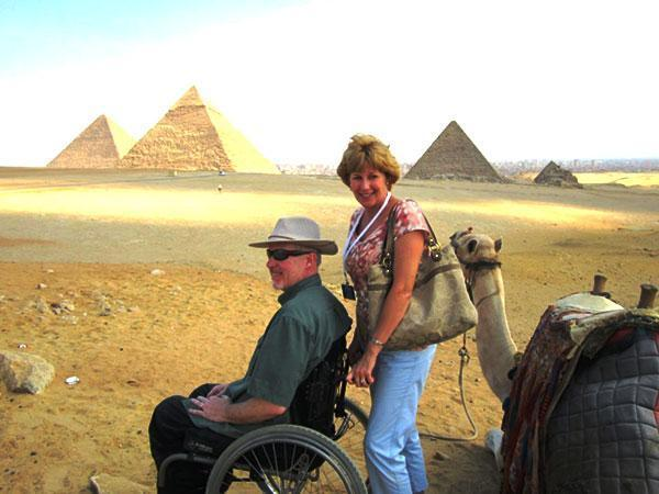 Egypt Wheelchair Tour - Cairo & Luxor Aswan Nile Cruise